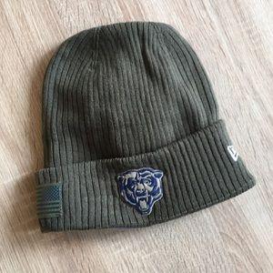cec5df44f New Era Accessories - New Era Chicago Bears 2018 Salute to Service Hat